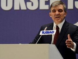 Cumhurbaşkanı Gül: Siyaset planım yok