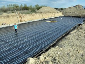 Akşehir İİBF binası inşaat çalışmaları başladı
