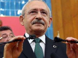 CHPdeki şok istifaya Kılıçdaroğlundan ret