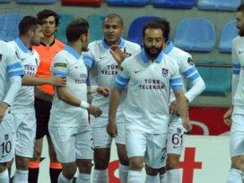 Trabzonspordan Has galibiyet: 0-5