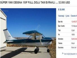 Sahibinden LPGli uçak