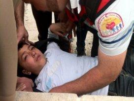 Mescid-i Aksada İsrail şiddeti
