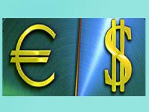 Eurodaki düşüş dolara yöneltiyor