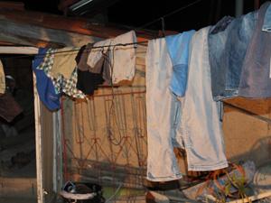 9 yaşındaki çocuk çamaşır ipinde asılı bulundu