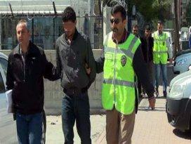 Dolandırıcıları polise yakalattı