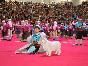 Konyada 23 Nisan kutlamaları