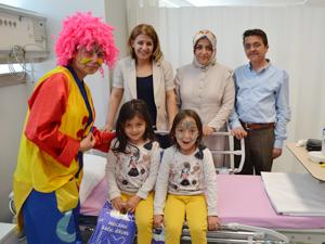 Medicanadan çocuklara 23 Nisan sürprizi