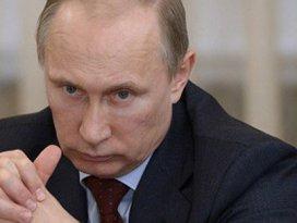 Putin: Kendi halkını öldürmek büyük suç