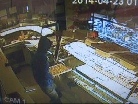 Baklava hırsızlarıı güvenlik kamerasında