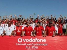 Vodafone Cupta zafer Beşiktaşın