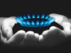 Kazak gazı yolda