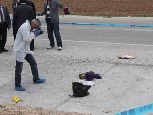 Konyada yol kenarında kadın cesedi bulundu