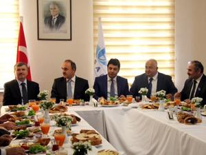 Konya Protokolü, Büsan Sanayinin misafiri oldu