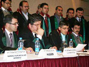 Avukatlardan milletvekillerine balyoz çağrısı