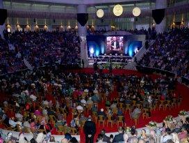 Konya'da kutlu doğum etkinliğine yoğun ilgi