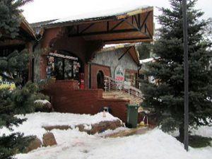 Kar haberleri dinlenme tesislerini vurdu