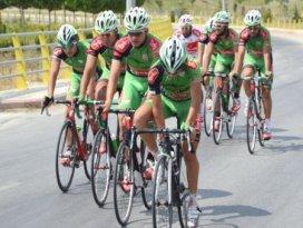 Torku Şekerspor Bisiklet Takımı Türkiye için pedal çevirecek