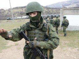 Ukrayna ile Kırım arasına sınır çekildi!