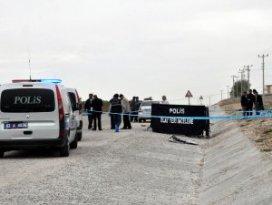 Konyada bir kadının bıçaklanarak öldürülmesi