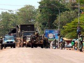 Orta Afrika Cumhuriyetinde saldırı: 22 ölü