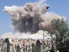 Halepte Zelzele 3 operasyonu