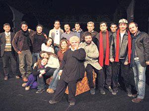Konya Devlet Tiyatrosu Ankarada