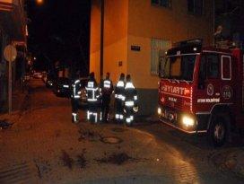 İtfaiye sokak sokak yangın aradı