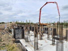 Akşehir'de İİBF binasının temeli törenle atıldı