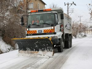 Buzlanmaya karşı acil müdahale