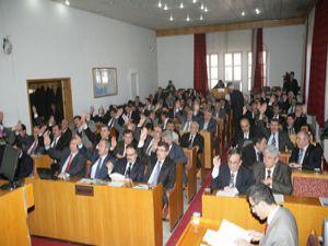 Konya Meclisinde eller özürlüler için kalktı