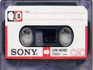 CDler gidiyor kasetler geri geliyor