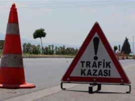 Malatyada trafik kazası: 8 yaralı