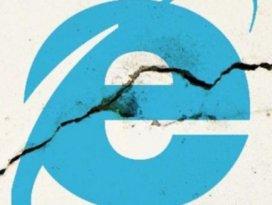 Internet Explorerdaki güvenlik açığı kapatıldı