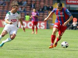 Torku Konyasporda hedef; Kayserispor galibiyeti