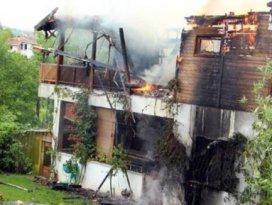 Ünlü yapımcı evinde çıkan yangında hayatını kaybetti