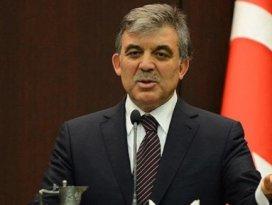 Cumhurbaşkanı Gül Gürcistana gitti
