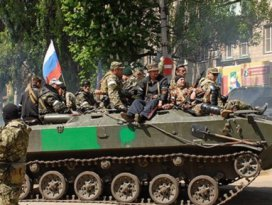 Slavyansk yakınında çatışmalar yeniden başladı