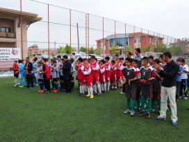 Başsavcılık Futbol Turnuvası başladı