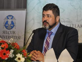 M.Fatih Çıtlak Mevlana dostlarıyla buluştu