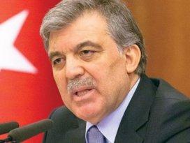 Cumhurbaşkanı Gül: Amaç payımızı artırmak