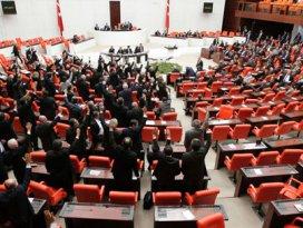 CHPnin önerisi kabul edilmedi