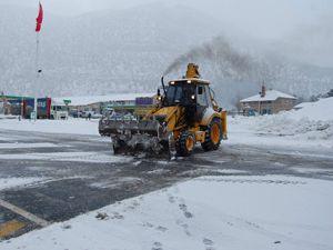 Seydişehir - Antalya yolu kapalı