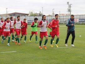 Torku Konyaspor'da Kayserispor hazırlık