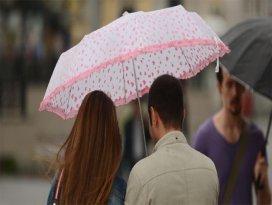 Meteorolojiden 16 ile yağmur uyarısı
