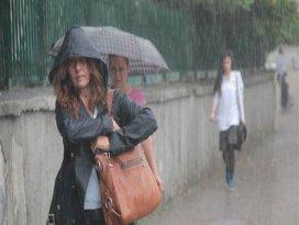 Meteorolojiden 11 ile sağanak yağış uyarısı
