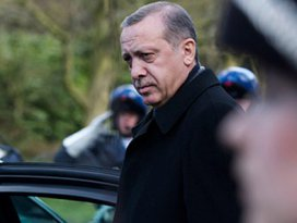 AK Partililerden Erdoğan için 313 imza