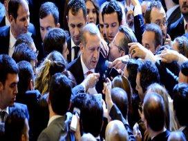 Erdoğan, Danıştay törenini terketti