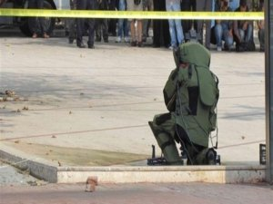 Ankarada bomba paniği