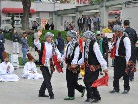 Konya'da engelliler haftası kutlamaları