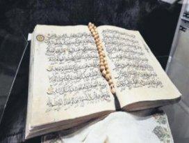 Kuranı Kerim okuma birincisi Türkiyeden
